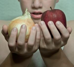 onions and apples Jasmine Thompson